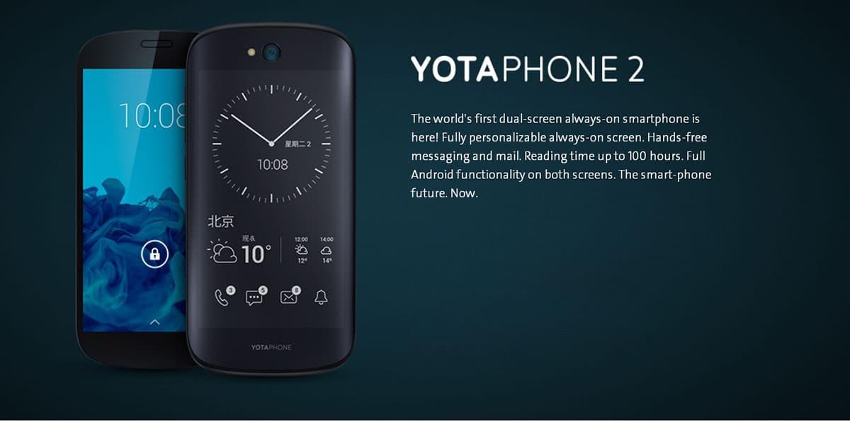 yotaphone 2 ab 112 g nstig kaufen 04 2019. Black Bedroom Furniture Sets. Home Design Ideas