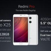 Xiaomi Redmi Pro  128 GB