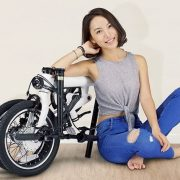 Xiaomi QiCYCLE - EF1  E-bike