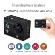 Q6 Action Kamera 4k
