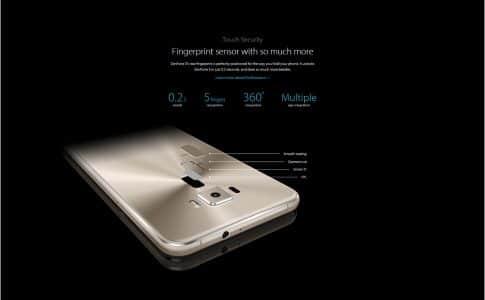 Asus ZenFone 3 (ZE552KL) 64GB ROM 4G Phablet 5,5 zoll snapdragon 625