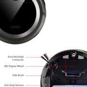 JISIWEI I3 Smart Robotic Vacuum reiniger bodensauger