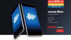 Vernee Mars  presale vorverkauf 199,99$ 179,05€