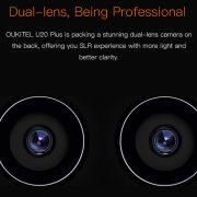 """Presell OUKITEL U20 Plus 5.5"""" SHARP FHD MTK6737T  dual kamera"""