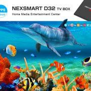 NEXSMART D32 TV Box Armcortex A7 Quad Core