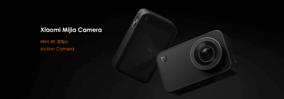 2017 09 07 15 02 48 Xiaomi Mijia Camera Mini 4K 30fps Action Camera 139.99 Online Shopping  GearBe Kopie