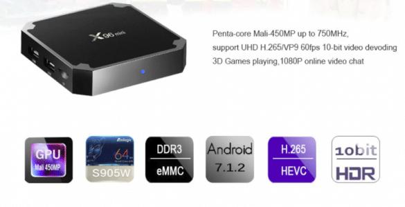 2017 09 20 15 28 56 X96 Mini TV Box 2GB RAM 16GB ROM 2GB RAM 16GB ROM 34.99 Online Shopping  Ge