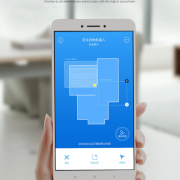 2017 09 21 14 40 55 Original Xiaomi Smart Robot Vacuum Cleaner New Generation UPGRADED VERSION 0 On