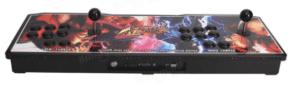 2017 09 28 10 15 22 PandoraBox 4s 815 in 1 TV Jamma Arcade Console Kit Double Joystick Button VGA Sa