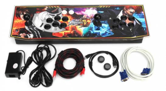 2017 09 28 10 20 29 PandoraBox 4s 815 in Video Games 1 2 Player Double Joystick Arcade Console Sale