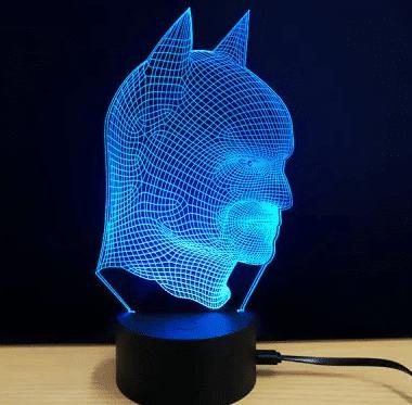 3d led lampen ab 6 09 g nstig kaufen 05 2018 for Lampen 3d modelle