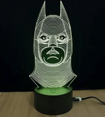 3d led lampen ab 5 70 g nstig kaufen 04 2018 for Lampen 3d modelle