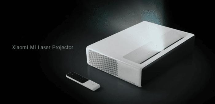 Xiaomi Mijia Ultrakurzdistanz Beamer