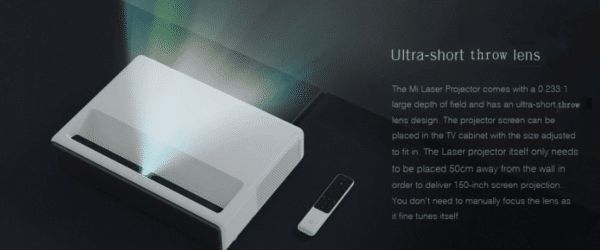 2018 03 07 14 06 03 Xiaomi Mi Ultra Short throw 5000 ANSI Lumens Laser Projector 1959 Online Shopp