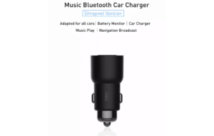 2018 03 12 14 38 42 Xiaomi ROIDMI 3S Bluetooth Music Car Charger 14.99 Online Shopping  GearBest.c
