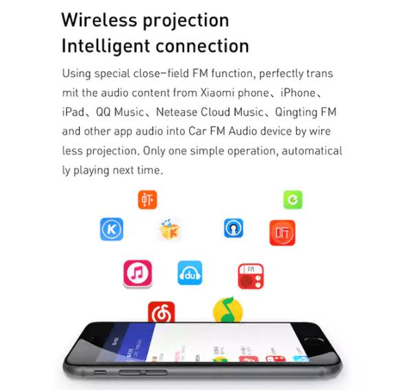 Xiaomi ROIDMI 3S Verbindungen