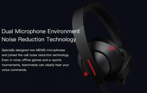 2018 05 18 15 10 36 Xiaomi Mi Game Headset 95.99 Free Shipping GearBest.com