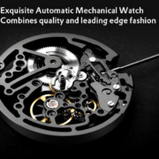 2018 05 24 14 34 39 Xiaomi CIGA Automatic Mechanical Watch €152.90 Free Shipping GearBest.com