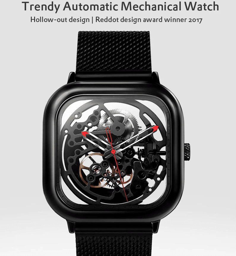 2018 05 24 14 35 07 Xiaomi CIGA Automatic Mechanical Watch €152.90 Free Shipping GearBest.com