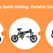 2018 06 01 10 03 50 FIIDO D1 Folding Electric Bike 7.8Ah Battery Moped Bicycle 479.99 Free Shippi
