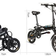 2018 06 01 10 03 54 FIIDO D1 Folding Electric Bike 7.8Ah Battery Moped Bicycle 479.99 Free Shippi