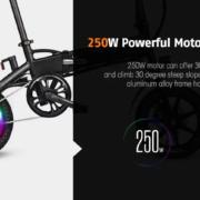 2018 06 01 10 04 01 FIIDO D1 Folding Electric Bike 7.8Ah Battery Moped Bicycle 479.99 Free Shippi