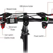 2018 06 01 10 04 24 FIIDO D1 Folding Electric Bike 7.8Ah Battery Moped Bicycle 479.99 Free Shippi