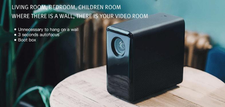 2018 06 13 10 34 43 Xiaomi TYY01ZM Projector DLP 3500 Lumens Bluettoth WiFi