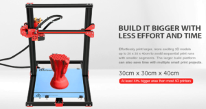 2018 06 18 10 06 24 Alfawise U20 Large Scale 2.8 inch Touch Screen DIY 3D Printer 299.99 Free Shi