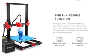 2018 06 18 10 06 43 Alfawise U20 Large Scale 2.8 inch Touch Screen DIY 3D Printer 299.99 Free Shi
