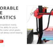2018 06 18 10 06 57 Alfawise U20 Large Scale 2.8 inch Touch Screen DIY 3D Printer 299.99 Free Shi