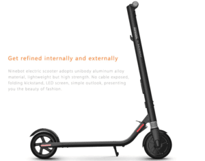 2018 07 26 09 58 15 Ninebot ES1 No. 9 Folding Electric Scooter from Xiaomi Mijia 339.99 Free Ship