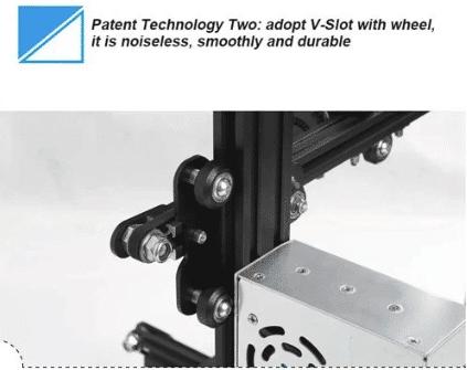 2018 07 31 16 05 42 Creality 3D Ender 3 High precision DIY 3D Printer Kit Sales Online au Tomtop