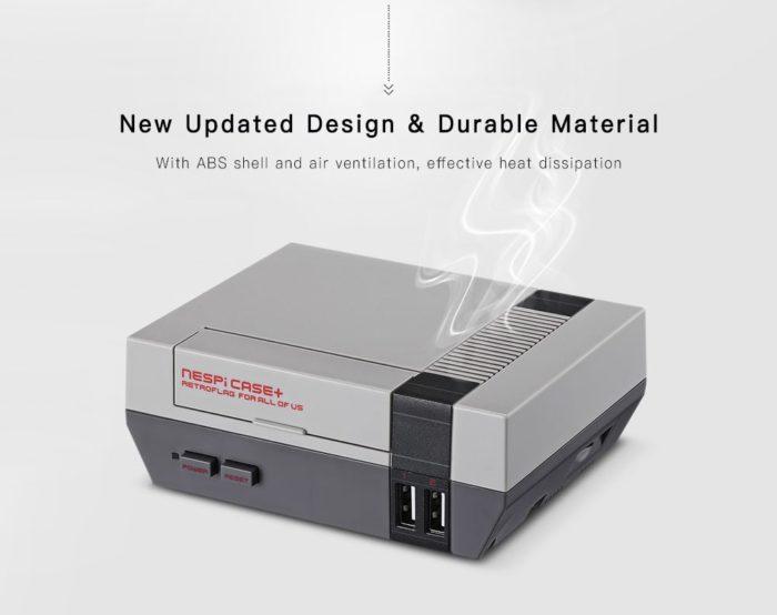 NES Classic Raspberry Pi Case