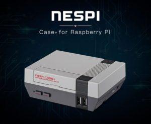 nes raspberry pi case