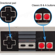 2018 08 13 15 01 21 Rechargeable Wireless Controller For Nintendo NES Classic Edition Sale Banggoo