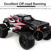 2018 09 20 10 38 59 ZD Racing 10427 S 1 10 Big Foot RC Truck RTR 129.99 Free Shipping GearBes