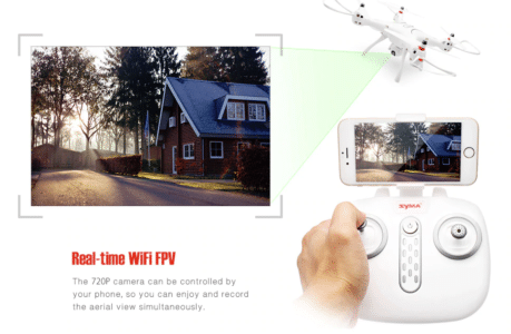 2018 10 02 15 48 11 SYMA X8 Pro GPS Brushed RC Drone Quadcopter RTF 93.99 Free Shipping GearBes