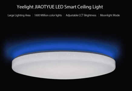 2018 10 10 15 49 31 Yeelight JIAOYUE YLXD02YL 650 Surrounding Ambient Lighting LED Ceiling Light