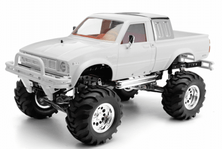 2018 10 24 16 33 48 HG P407 1 10 2.4G 4WD Rally Rc Car for TOYATO Metal 4X4 Pickup Truck Rock Crawle