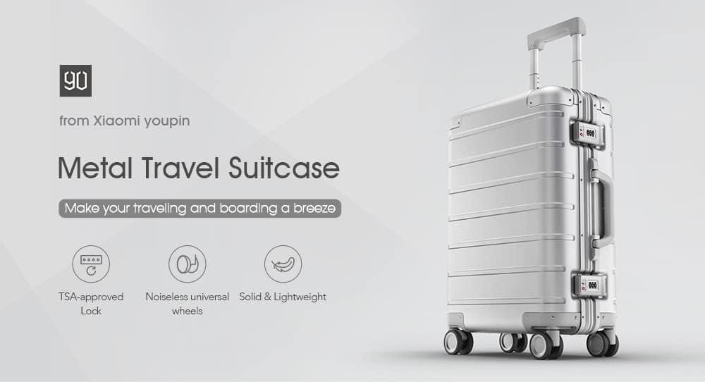 xiaomi 90fun metallkoffer ab 140 g nstig kaufen 11 2018. Black Bedroom Furniture Sets. Home Design Ideas
