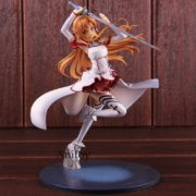 SAO Sword Art Online Asuna Figure Knights of the Blood Ver 1 8 Scale Painted Figure.jpg 640x640