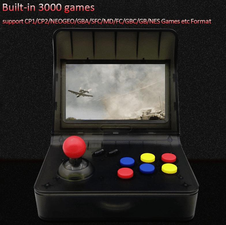 2018 11 22 15 47 38 Portable Retro Mini Handheld Game Console 4.3 inch 64bit 3000 Video Games 72.