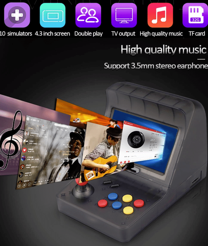 2018 11 22 15 48 26 Portable Retro Mini Handheld Game Console 4.3 inch 64bit 3000 Video Games 72.
