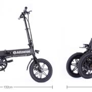 2018 12 05 11 32 21 Alfawise X1 Folding Electric Bike Moped Bicycle E bike 419.99 Free Shipping G
