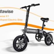 2018 12 05 11 32 33 Alfawise X1 Folding Electric Bike Moped Bicycle E bike 419.99 Free Shipping G