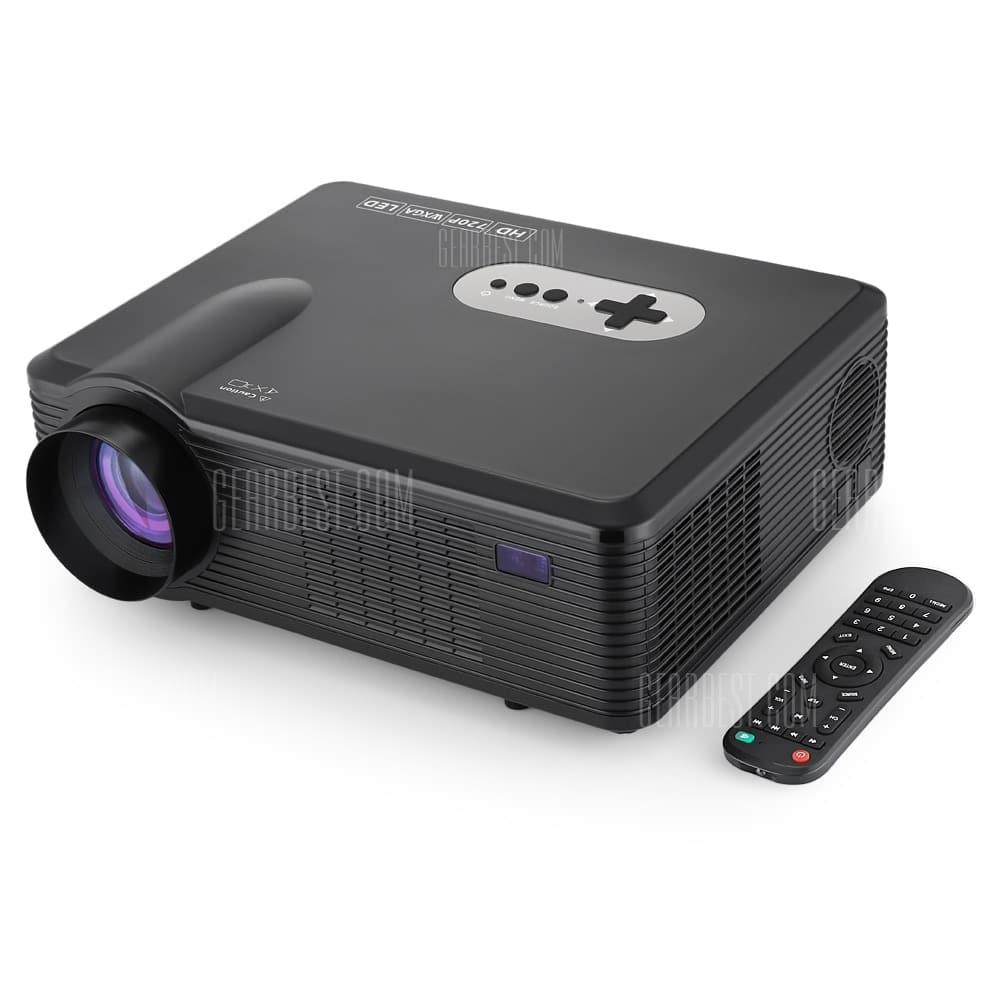 Original Excelvan Cl720 Led Projector 3000 Lumens 1280 X: Excelvan CL720 Ab 114€ Günstig Kaufen (01/2019