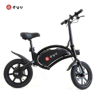 2020 05 22 12 58 48 dyu D3F Electric Bike 36V 10AH Battery Portable Folding Electric Moped Bicycle M