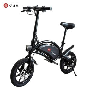 2020 05 22 12 58 53 dyu D3F Electric Bike 36V 10AH Battery Portable Folding Electric Moped Bicycle M