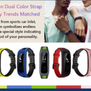 2019 01 02 11 27 57 Huawei Honor Band 4 Running Version Shoe Buckle Land Impact Sleep Snap Monitor L